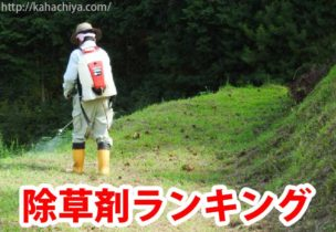 除草剤ランキング